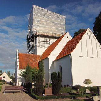 Teestrup Kirke